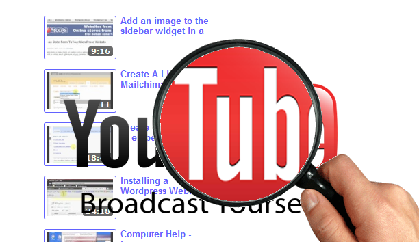 Optimized YouTube videos will help to increase your rank in Google and Googl Plus.